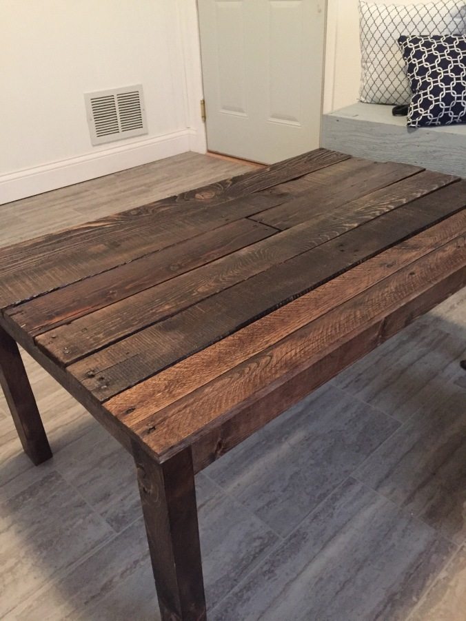Pallet Coffee Table With Hidden Storage Woodworking Crazy